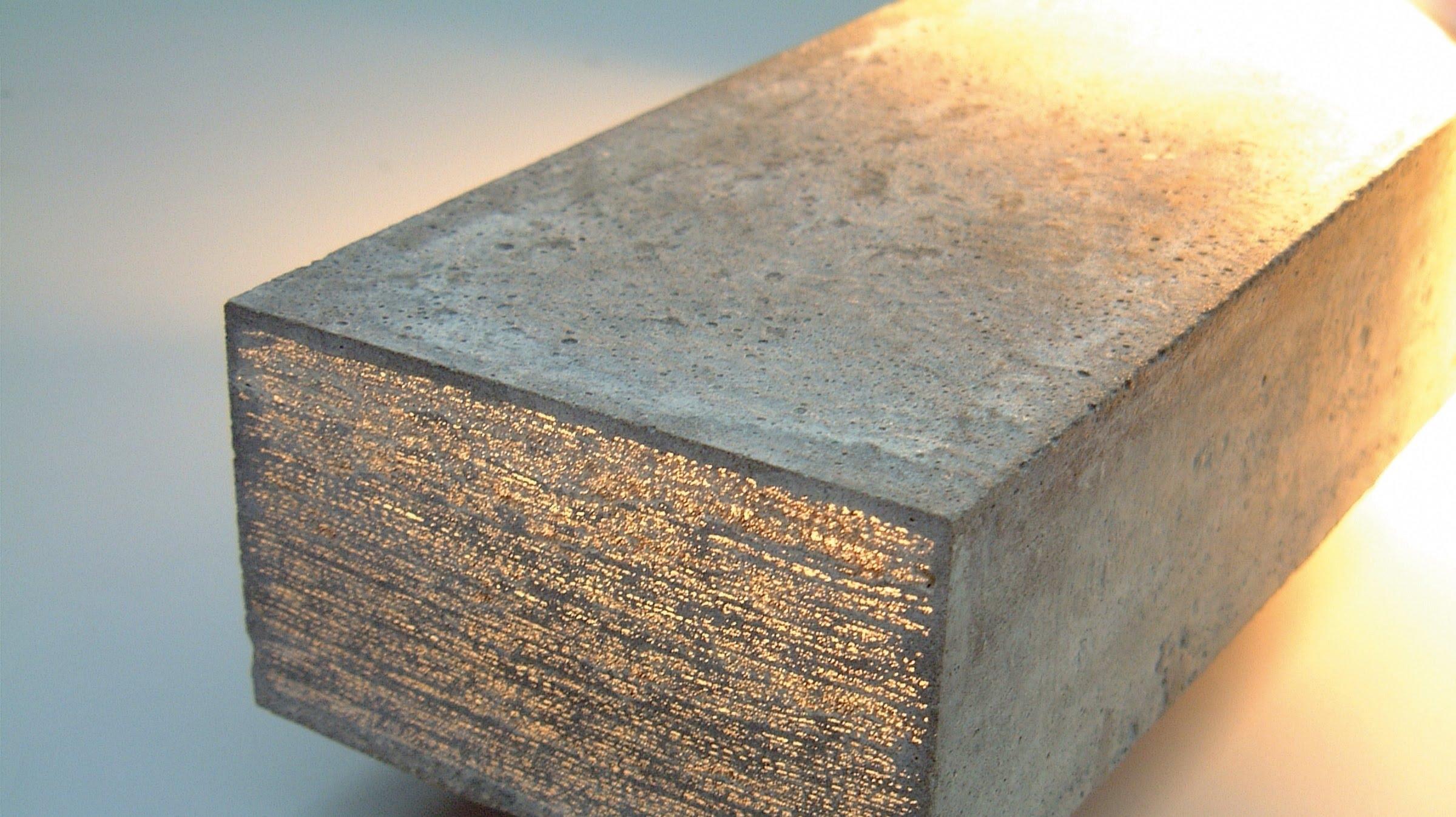 Прозрачный бетон литракон каракол бетон